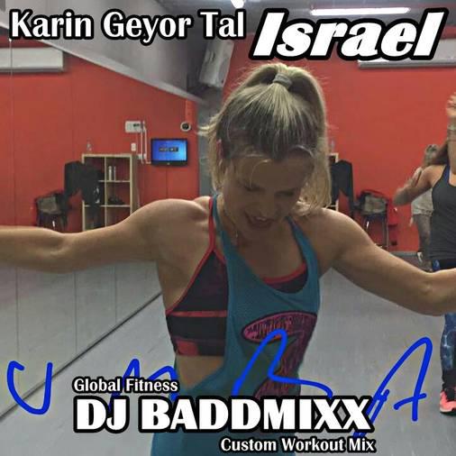 Karin Don't Stop 8Min WarmUp . DJ Baddmixx