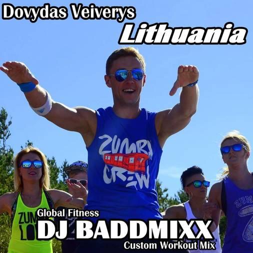 Dovydas Don't Stop  8Min Warm. DJ Baddmixx