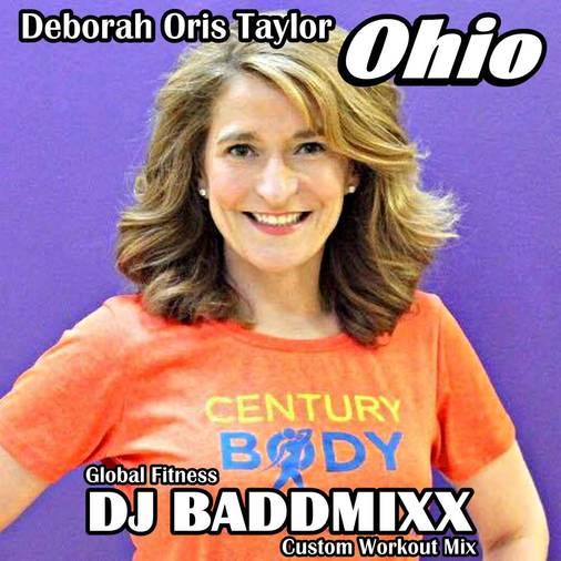Deb Get's Loud 8Min & 6.5Min . DJ Baddmixx