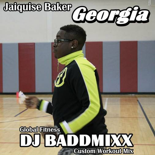 Jaiquise Turns It Up 9Min War. DJ Baddmixx