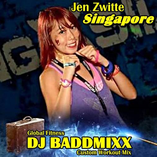 DJ Baddmixx - Jen's Different. DJ Baddmixx