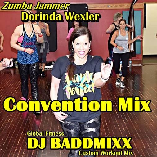 DJ Baddmixx ZJ Dorie's 8Min Convention Wa.