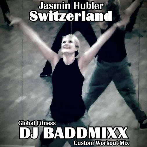 Jasmin's A Dancer 10Min WarmU. DJ Baddmixx