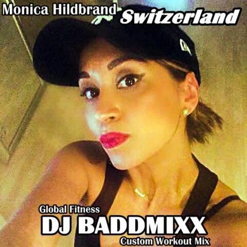 DJ Baddmixx - Monica's A Mani. DJ Baddmixx