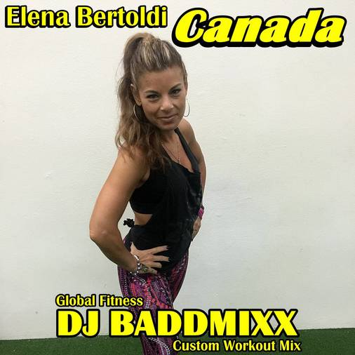 Elena's Faded 8Min WarmUp 128. DJ Baddmixx