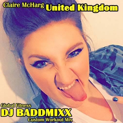 Claire's Sexy 8Min WarmUp 13. DJ Baddmixx