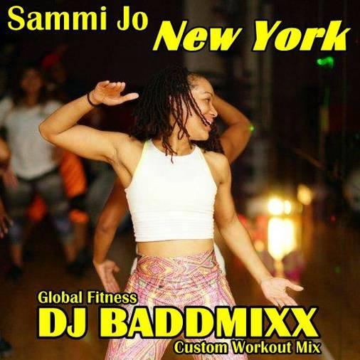 Sammi Jo Came For A 6Min Warm. DJ Baddmixx