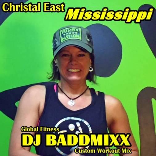 Christal Light It Up 8Min War. DJ Baddmixx