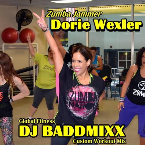 ZJ Dorie Raka MerenParty 8Min. DJ Baddmixx