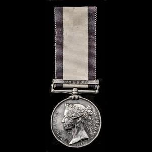 London Medal Company Blog - Naval General Service Medal 1.