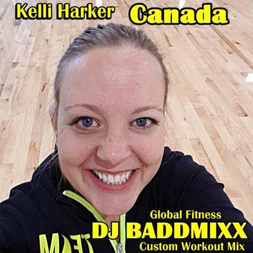 Kelli's Back 8.5Min WarmUp 12. DJ Baddmixx