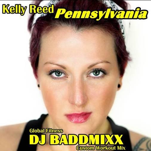 Kelly Burns A 9Min WarmUp 132. DJ Baddmixx