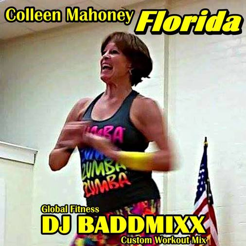 Colleen's Got Rhythm 8Min War. DJ Baddmixx