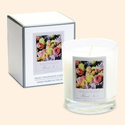 English Accent Vanilla Lace Scented Candle