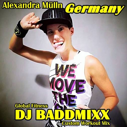 DJ Baddmixx Alex Get Low 10Min WarmUp 130.