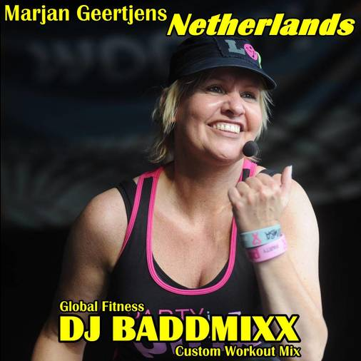 Marjan's 9Mins To Party WarmU. DJ Baddmixx
