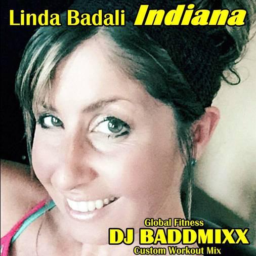 Linda B vs Jason D 8Min WarmU. DJ Baddmixx