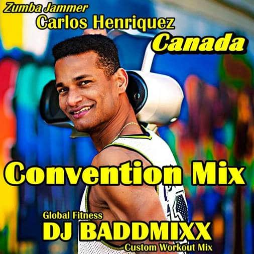 ZJ Carlos Takes Over 10Min Wa. DJ Baddmixx