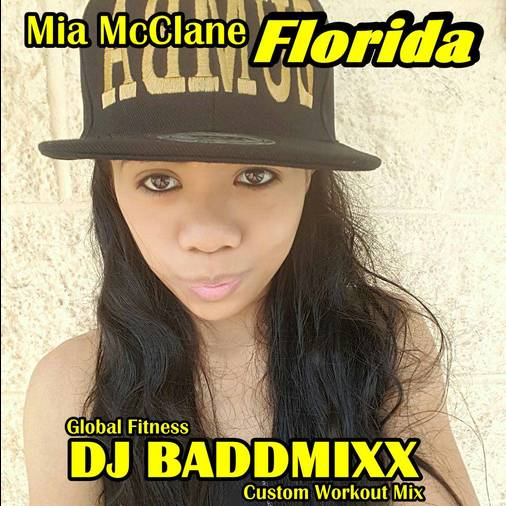 DJ Baddmixx Mia Has 15Mins To WarmUp 133-.
