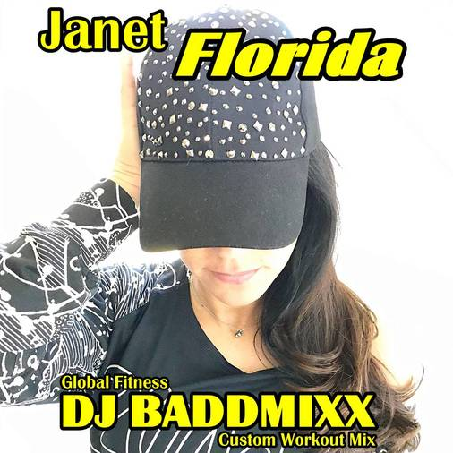 DJ Baddmixx Janet Gets Loud 10Min WarmUp .