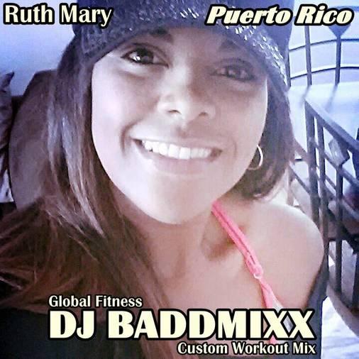 Ruthmary's 10Min Mardi Gras M. DJ Baddmixx