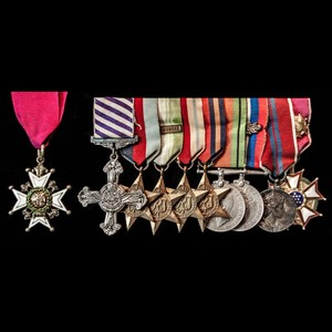 London Medal Company Blog - 1958 R.A.F. Wittering Command.