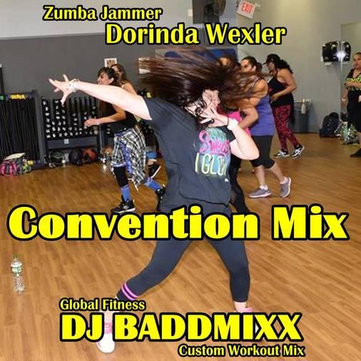 DJ Baddmixx ZJ Dorie's 8Min Meren-Dance W.