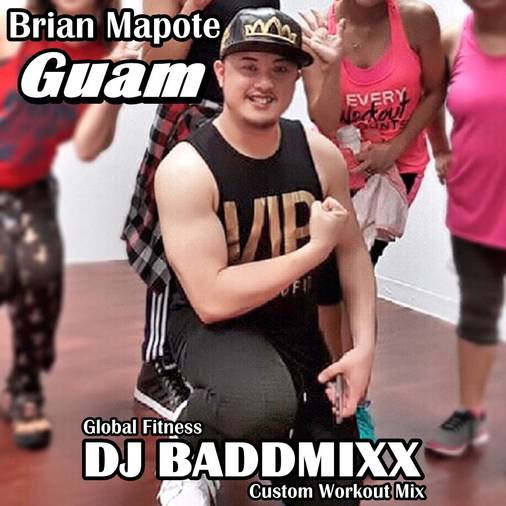 Brian's 10Min House Work Warm. DJ Baddmixx