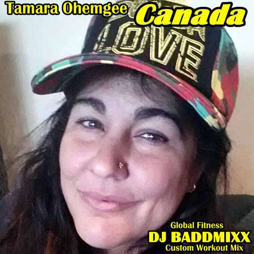 DJ Baddmixx Tamara's 9Mins To Party WarmU.