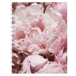 English Accent Peony Notebook
