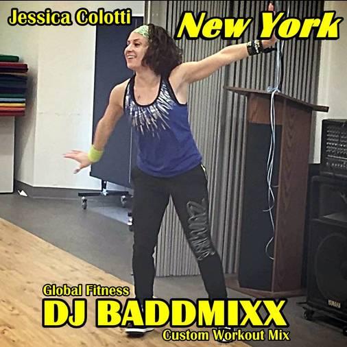 Jessica Can't Stop A 6Min War. DJ Baddmixx