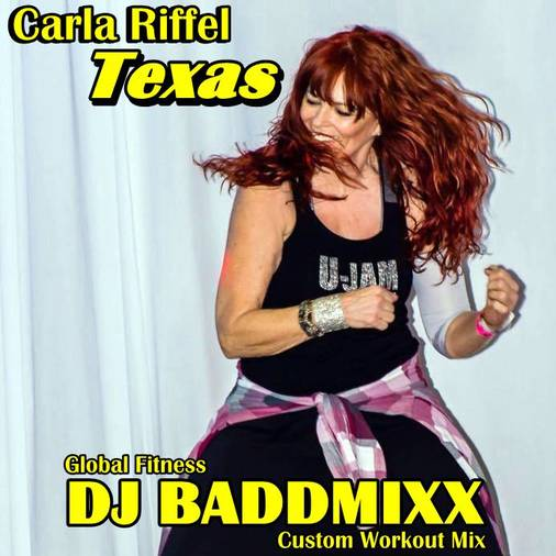 Carla Lose Control 5Min WarmU. DJ Baddmixx