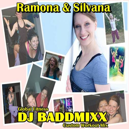 DJ Baddmixx Ramona & Silvana's Happy 10Mi.