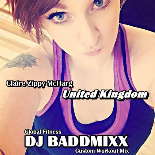 Claire Let's Go 10Min WarmUp . DJ Baddmixx