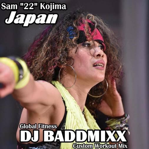 Sam-22-Kojima 10Min WarmUp 12. DJ Baddmixx