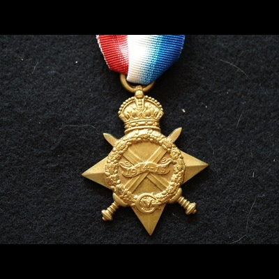 Charlies Medals 1914/15 Star Sowar Singh 12 C.