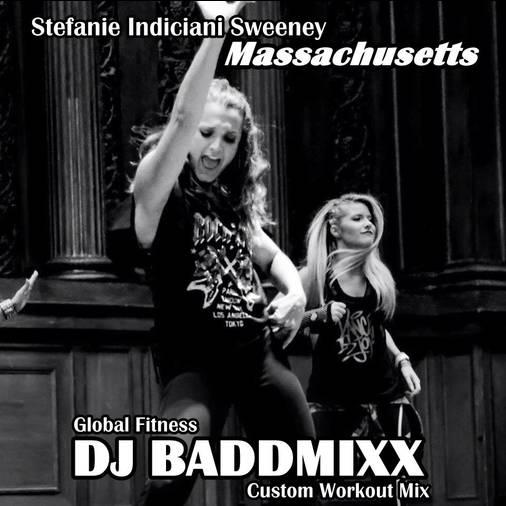 Stefanie's 7Min Workout Plan . DJ Baddmixx