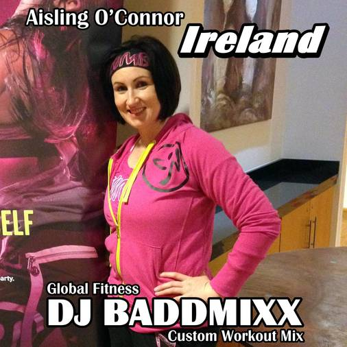 Aisling Is Intoxicated 8Min W. DJ Baddmixx