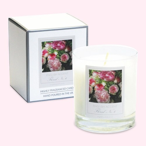 White Tea Scented Candle - product image