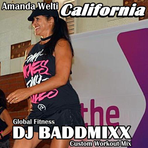 Amanda Get Dirty 9Min WarmUp . DJ Baddmixx