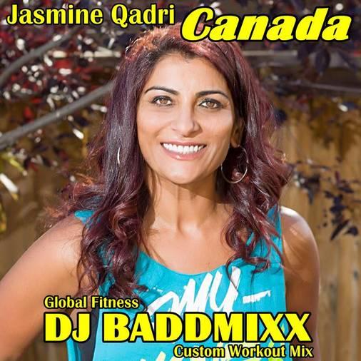 DJ Baddmixx Jasmine Likes An 11Min WarmUp.