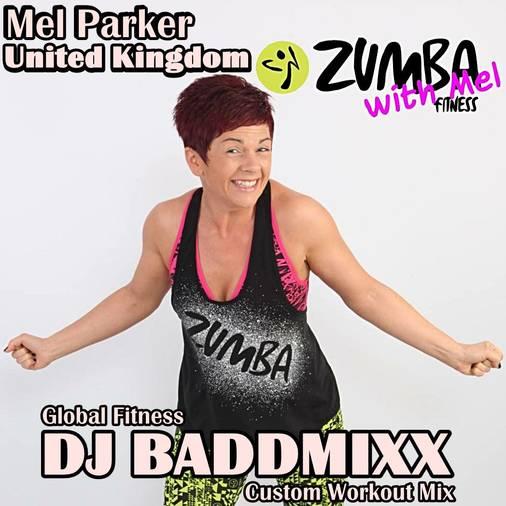 Mel Cranks A 10Min WarmUp 130. DJ Baddmixx