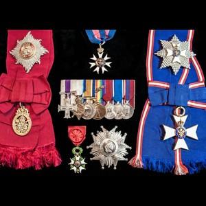 London Medal Company Blog - Royal Household Knight's Gran.
