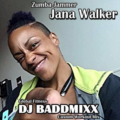 ZJ Jana Lose Control 9Min War. DJ Baddmixx