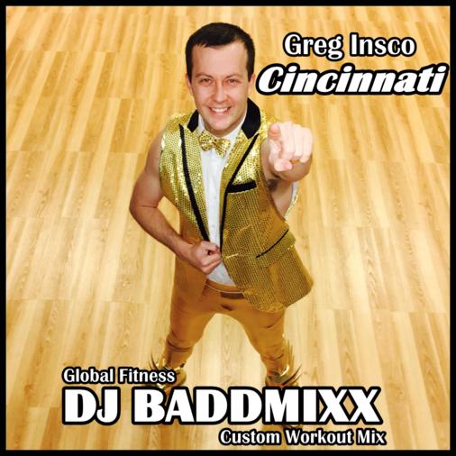 Greg Be Illin' 6Min WarmUp 13. DJ Baddmixx