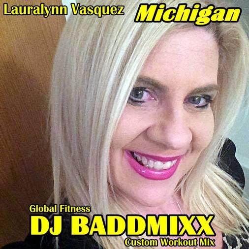 Laura Is Feeling Hot 8Min War. DJ Baddmixx