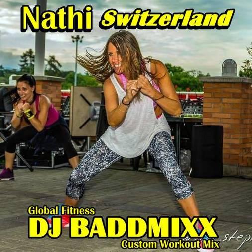 Nathi Breaks An 8Min WarmUp 1. DJ Baddmixx