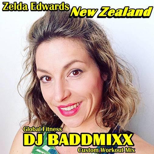 Zelda Came 4 A 7Min WarmUp 12. DJ Baddmixx