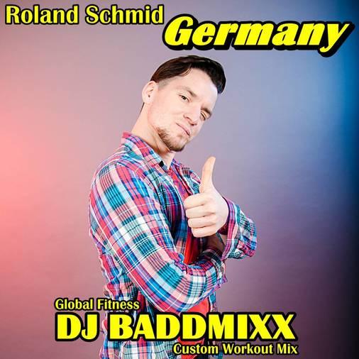 Roland's 10Mins To Dance Warm. DJ Baddmixx