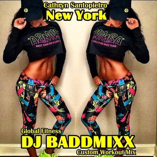 Cat's Ah Boss 8Min WarmUp 13. DJ Baddmixx